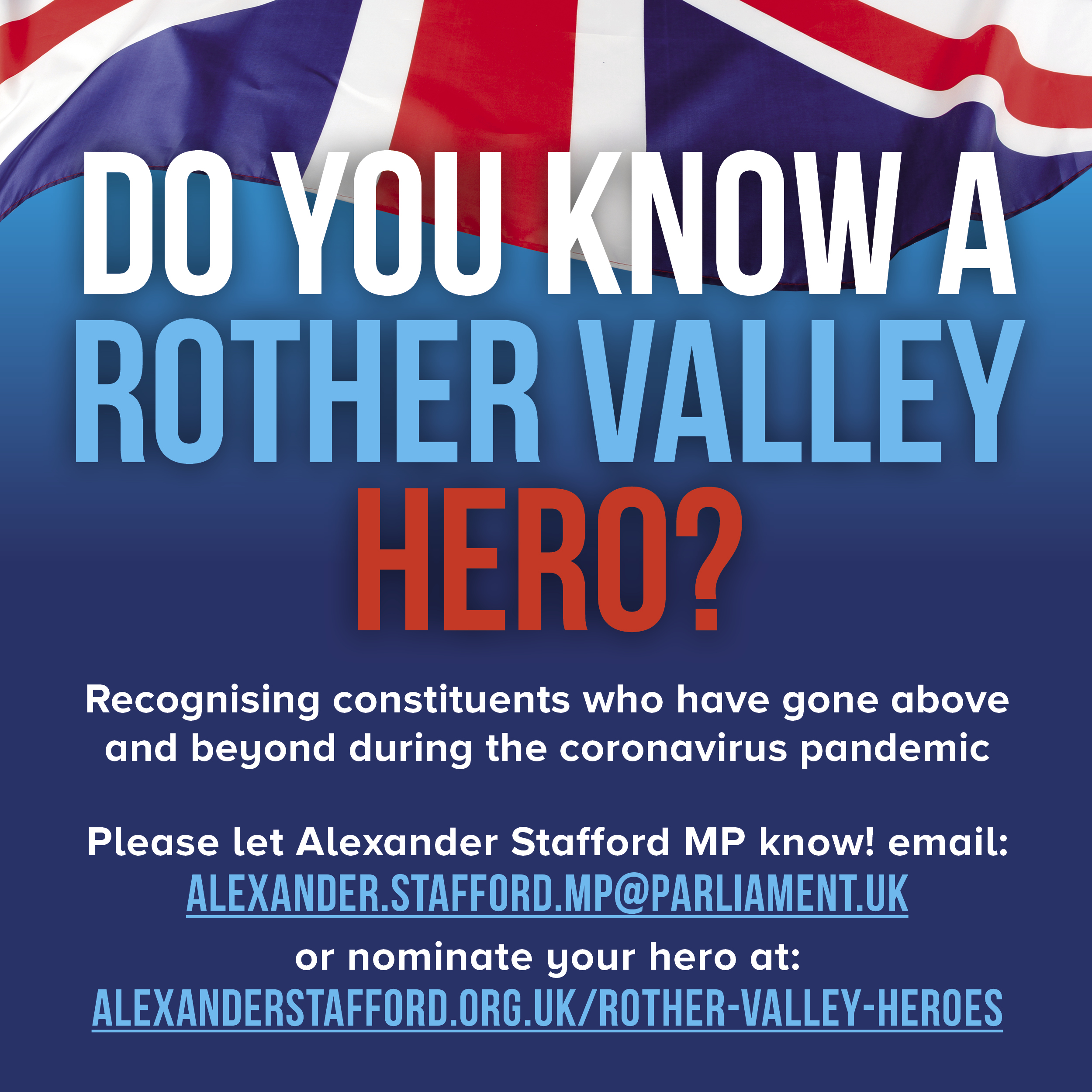 Rother Valley Heroes Graphic